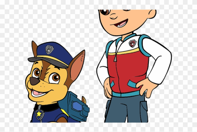 Chase And Ryder Paw Patrol