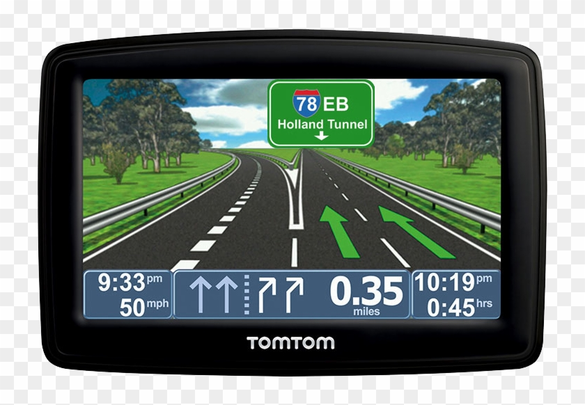 Tomtom Xl Classic Tomtom Mexico Map - Tomtom Xl Iq Routes ²
