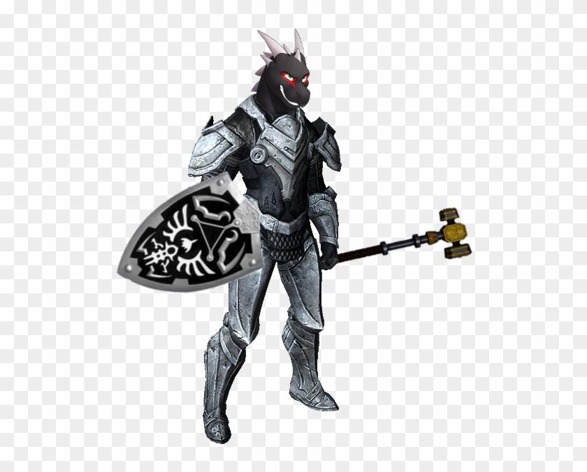 Krastaz The Cleric - Steel Plate Armor Infinity Blade, HD