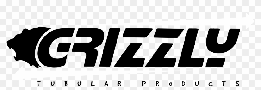 Grizzly Logo Black And White - Grizzly Tobacco, HD Png Download
