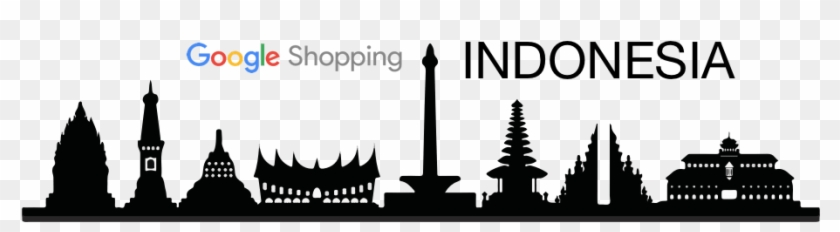 Silhouette Indonesia City Png Transparent Png 966x403 5975870 Pngfind