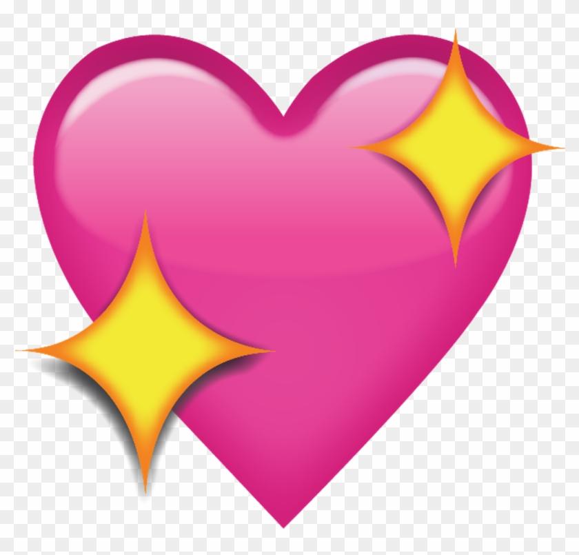 Pink Heart Emoji Transparent, HD Png Download - 600x600(#61162