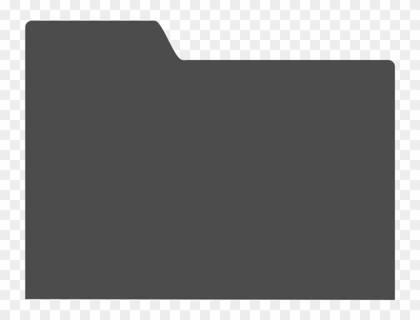 File Antu Tag Folder Svg Transparent Background Black Folder Icon Hd Png Download 768x768 61184 Pngfind
