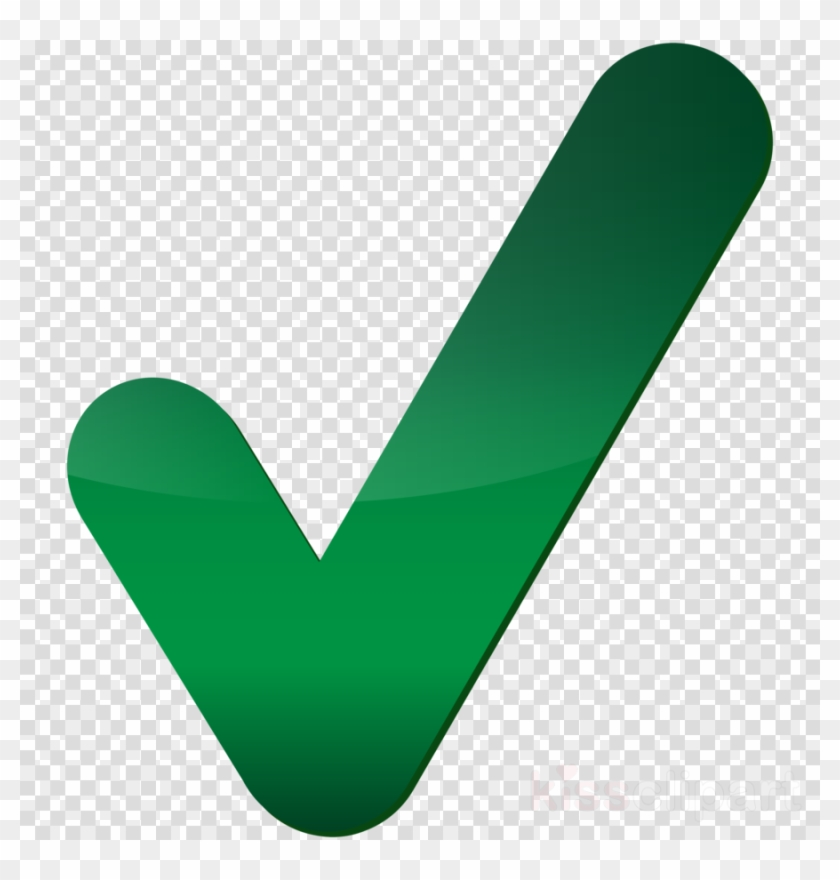 Green Check Mark Transparent Clipart Check Mark Computer Big Green Check Mark Transparent Hd Png Download 900x900 62418 Pngfind