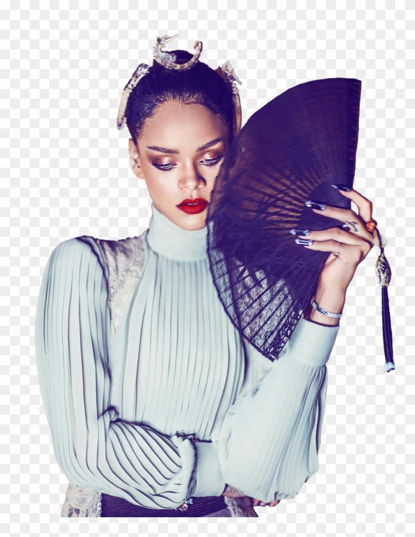 Rihanna Png Free Download - Rihanna Harper's Bazaar China