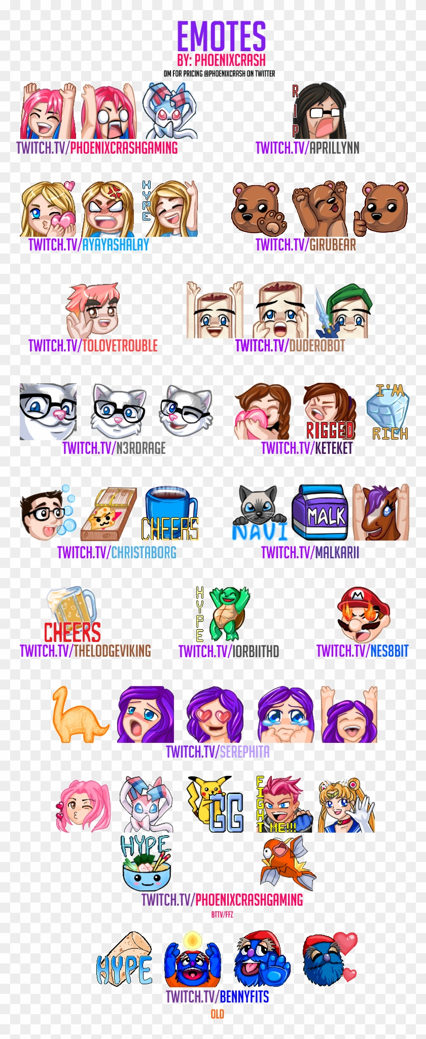 Bttv Emotes List Hide Some Emotes Betterttv Nightdev, HD Png
