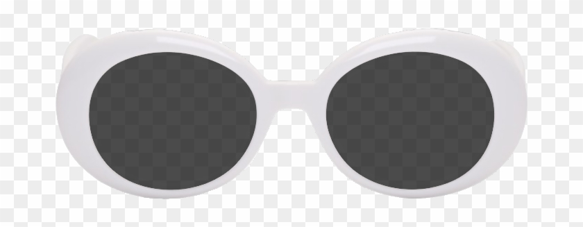 Clout goggles aesthetic. Clip art transparent background