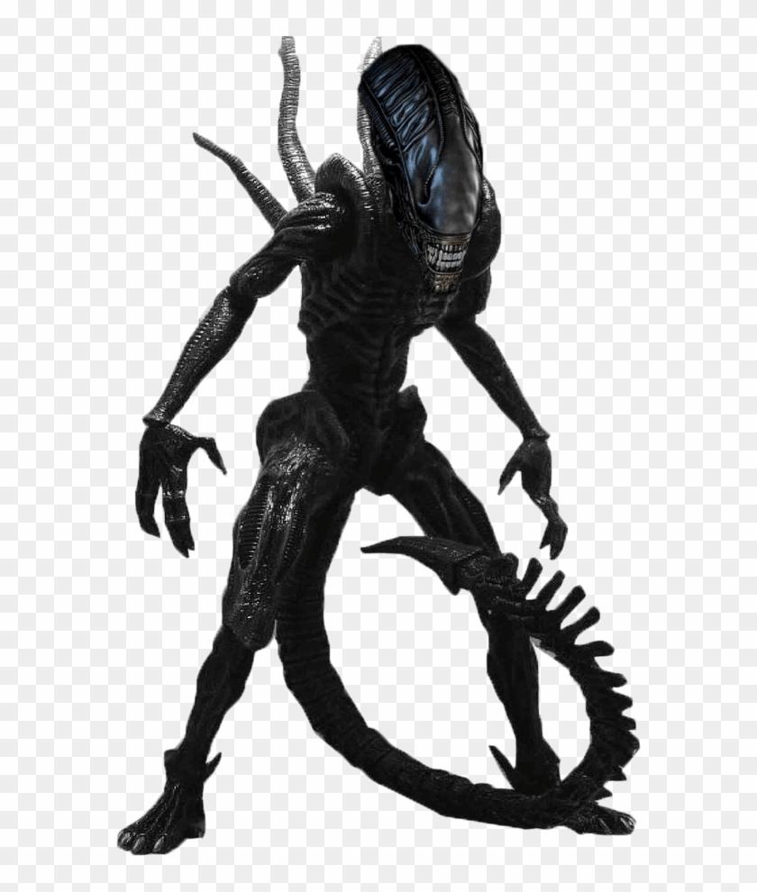2 Xenomorph Alien Franchise - Xenomorph Png, Transparent Png