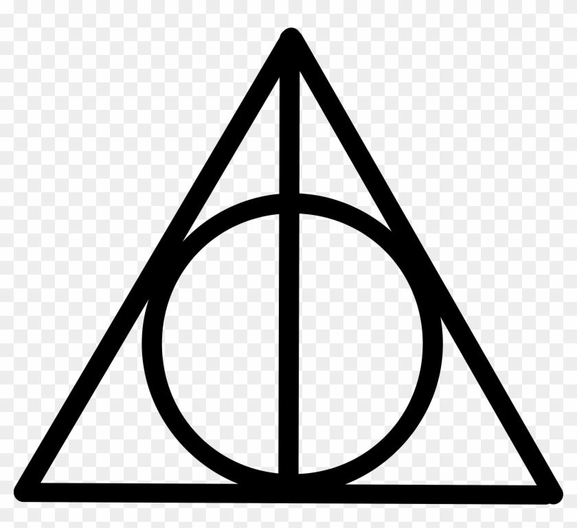 Harry Potter Clipart Deathly Hallows - Deathly Hallows ...