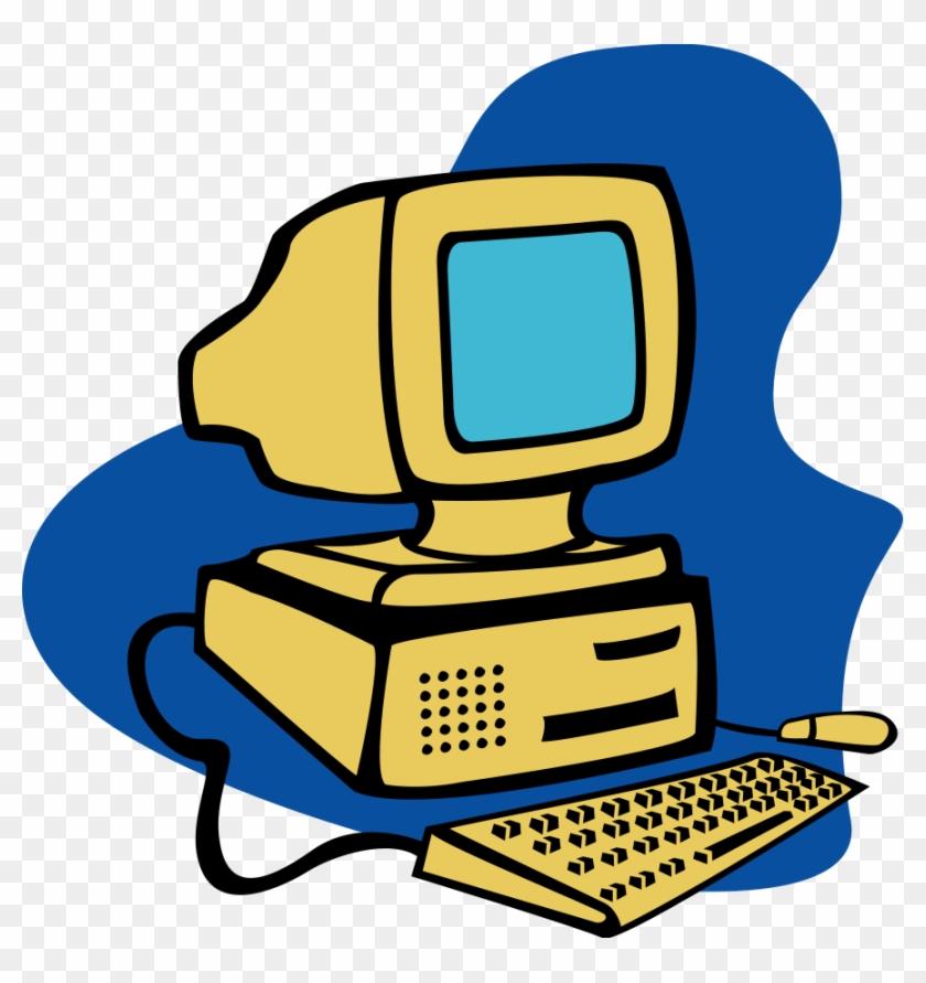 Clip Art Computer Computer Hardware Clipart Png Transparent Png 888x900 601700 Pngfind