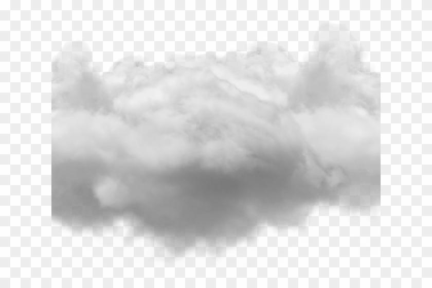 Fog cloud. Clipart single photoshop no