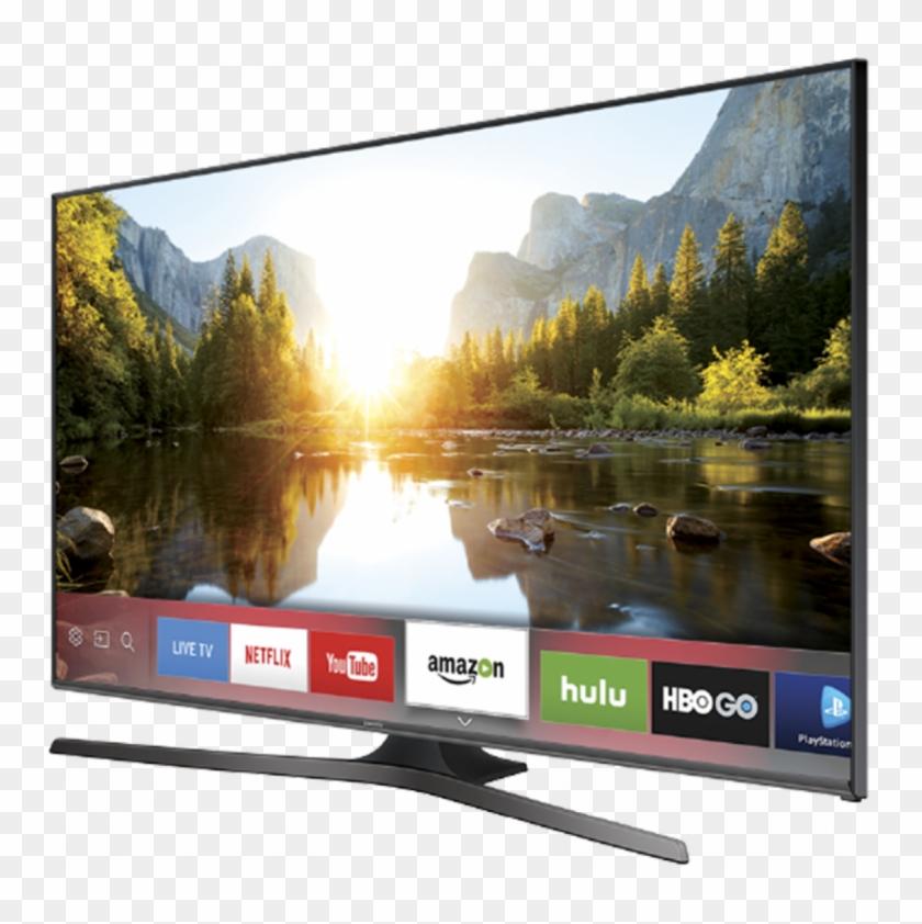 Samsung - Samsung Smart Tv 40j5300, HD Png Download