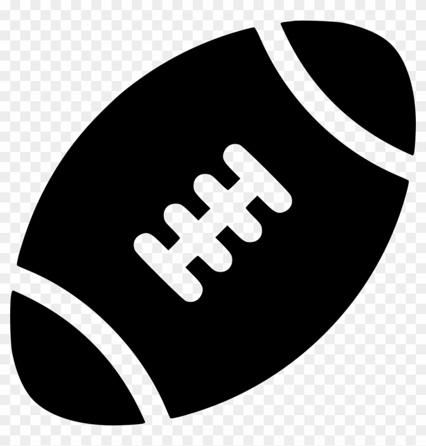 American Football Svg Png Icon Free Download Rugby League Ball Silhouette Transparent Png 980x982 605109 Pngfind