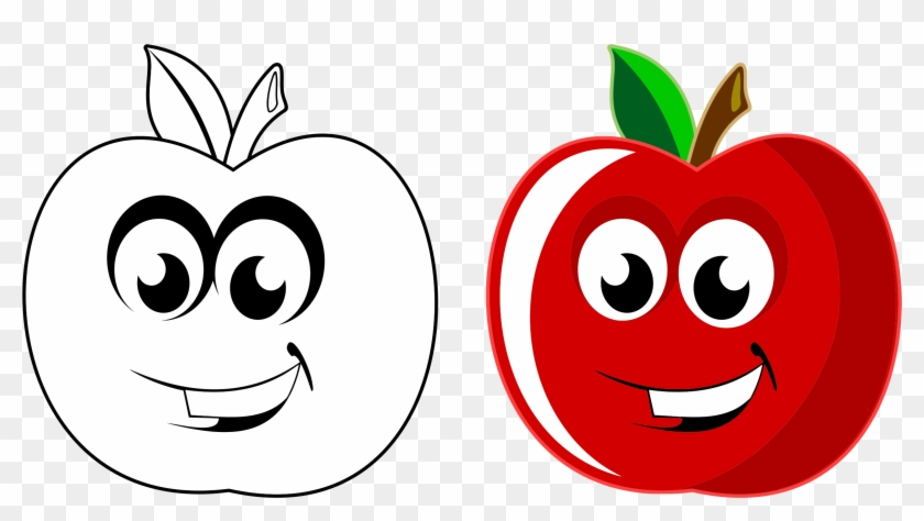 This Free Icons Png Design Of Anthropomorphic Apple