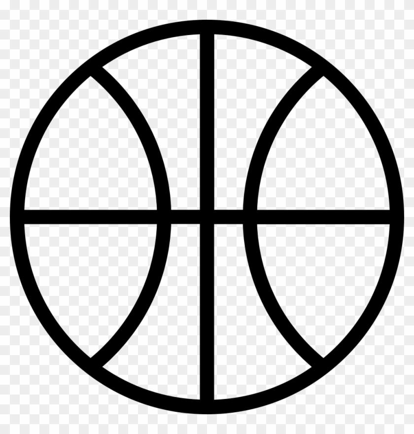 Png File Svg Balon De Baloncesto Para Dibujar Transparent