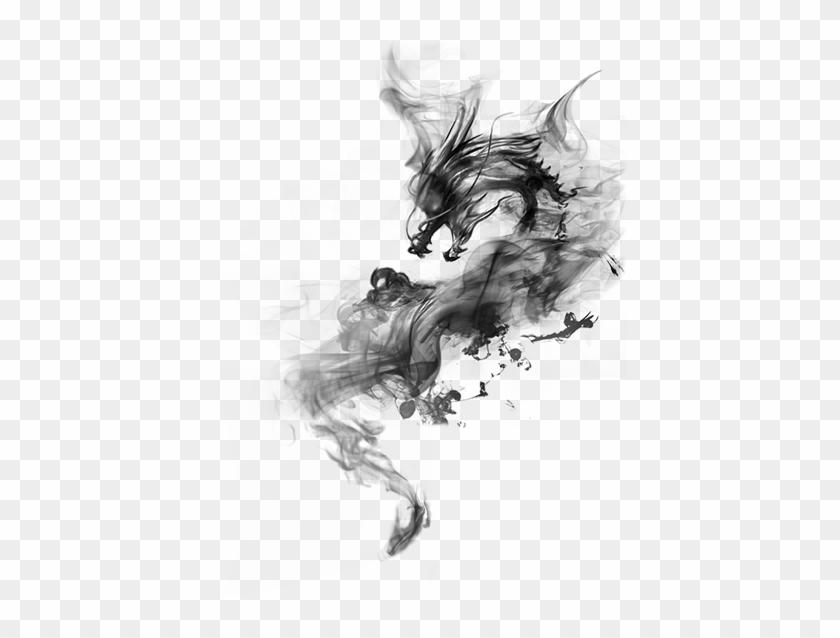 Shadow Smoke Dragon Black Blacksmoke Dark Aesthetic Black Smoke For Picsart Hd Png Download 485x674 6009620 Pngfind