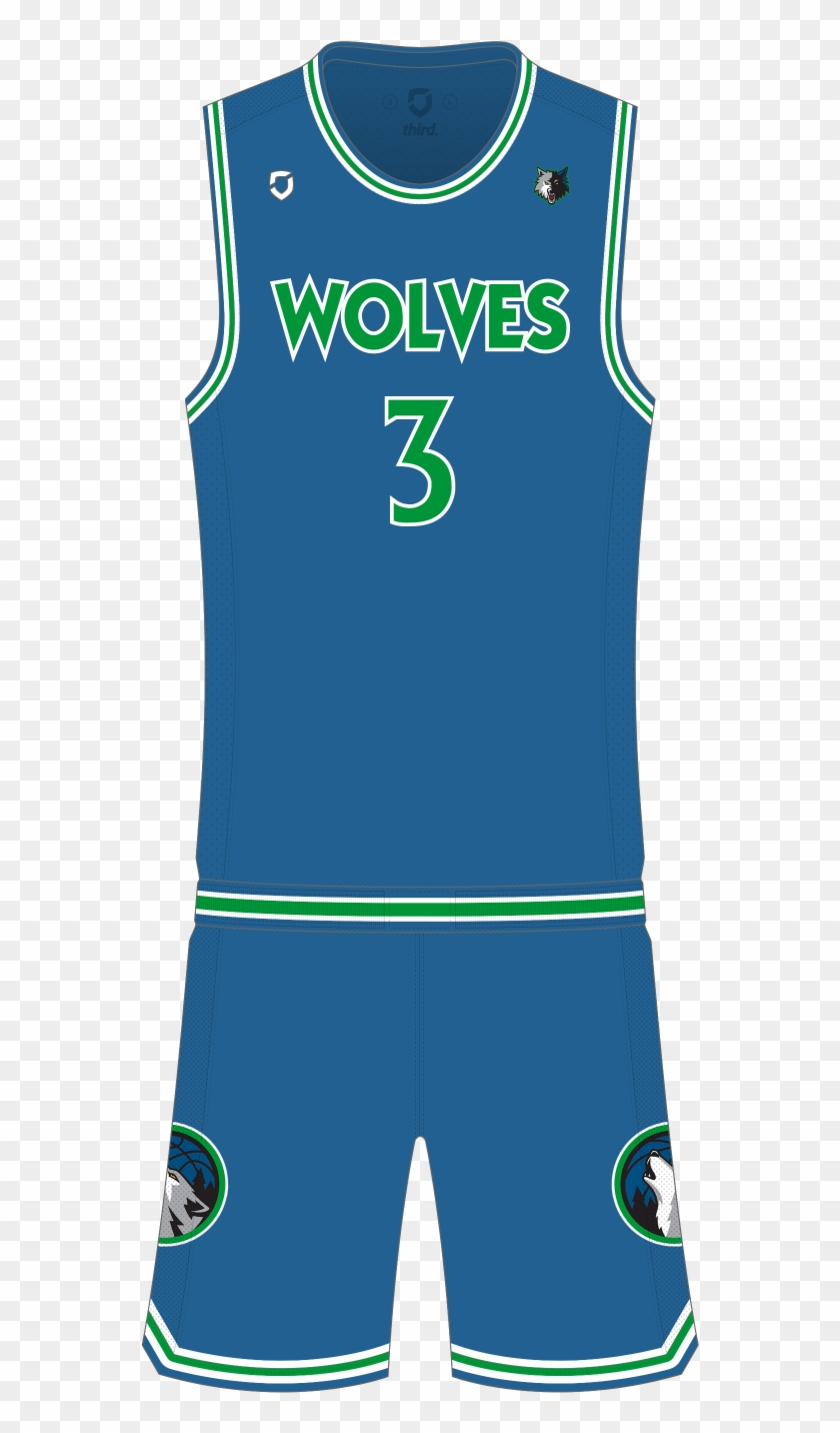 new style 76311 36c23 Minnesota Timberwolves Away - Board Short, HD Png Download ...