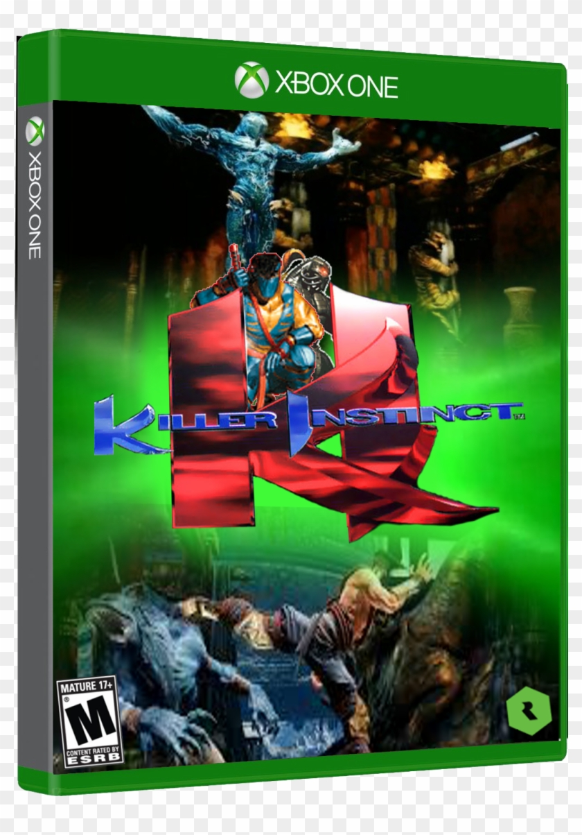 Killer Instinct Box Cover