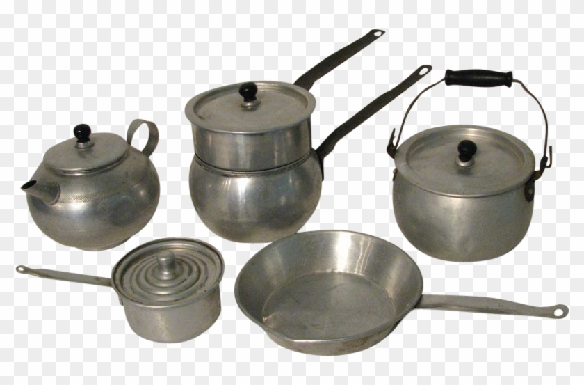 Admirable Vintage Toy Pots And Pans Set Kids Pots And Pans Toys Home Interior And Landscaping Staixmapetitesourisinfo