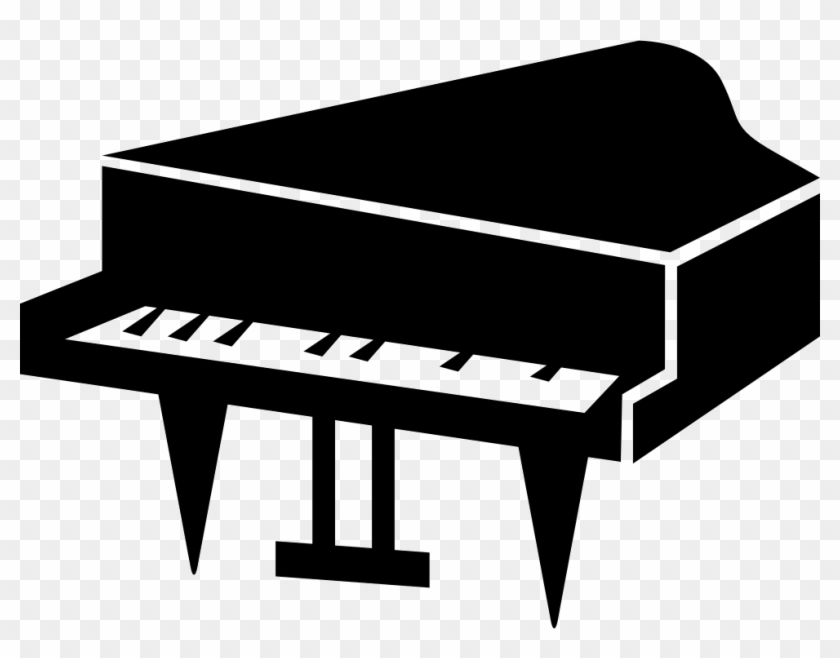 Piano Svg File Musical Instruments Icon Png Transparent Png 980x722 6050766 Pngfind