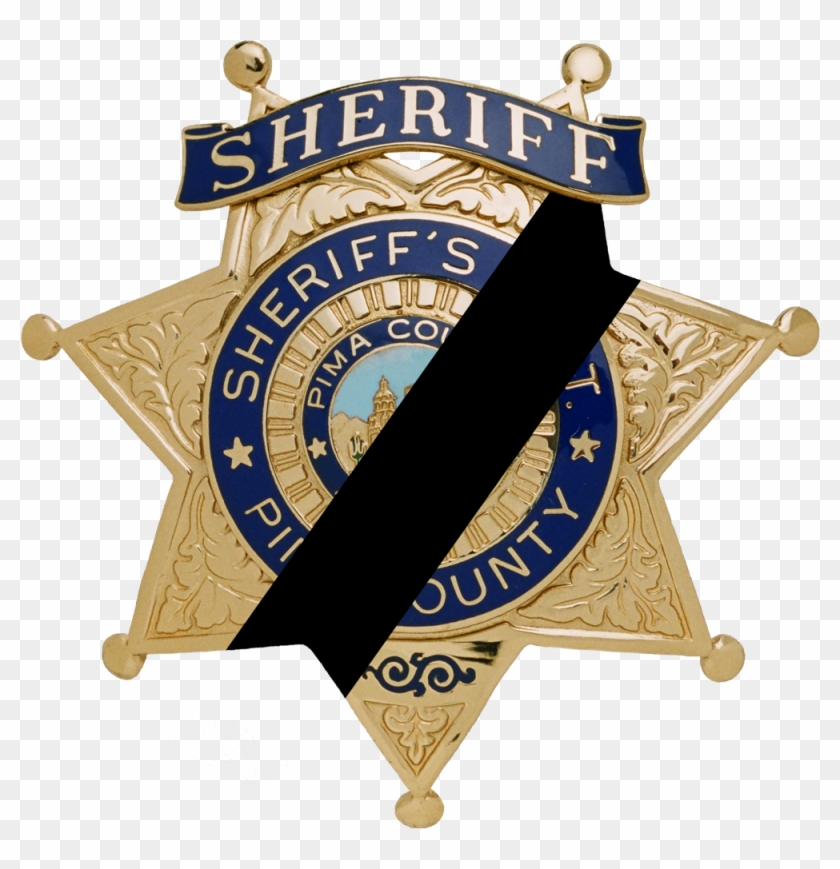 Rest In Peace Sgt - Pima County Sheriff Logo, HD Png Download