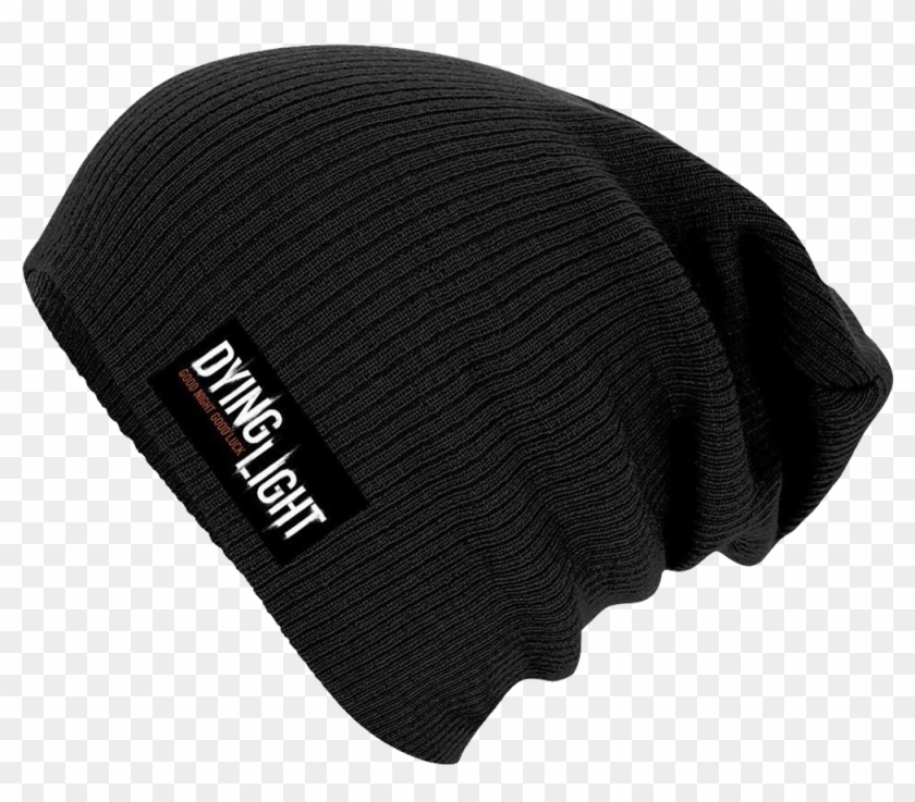 """dying Light"""" Long Beanie - Beanie, HD Png Download - 1000x1000"""