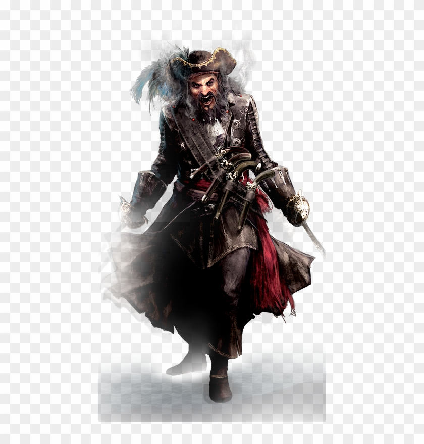 Blackbeard Assassin S Creed Black Flag Characters Blackbeard Hd