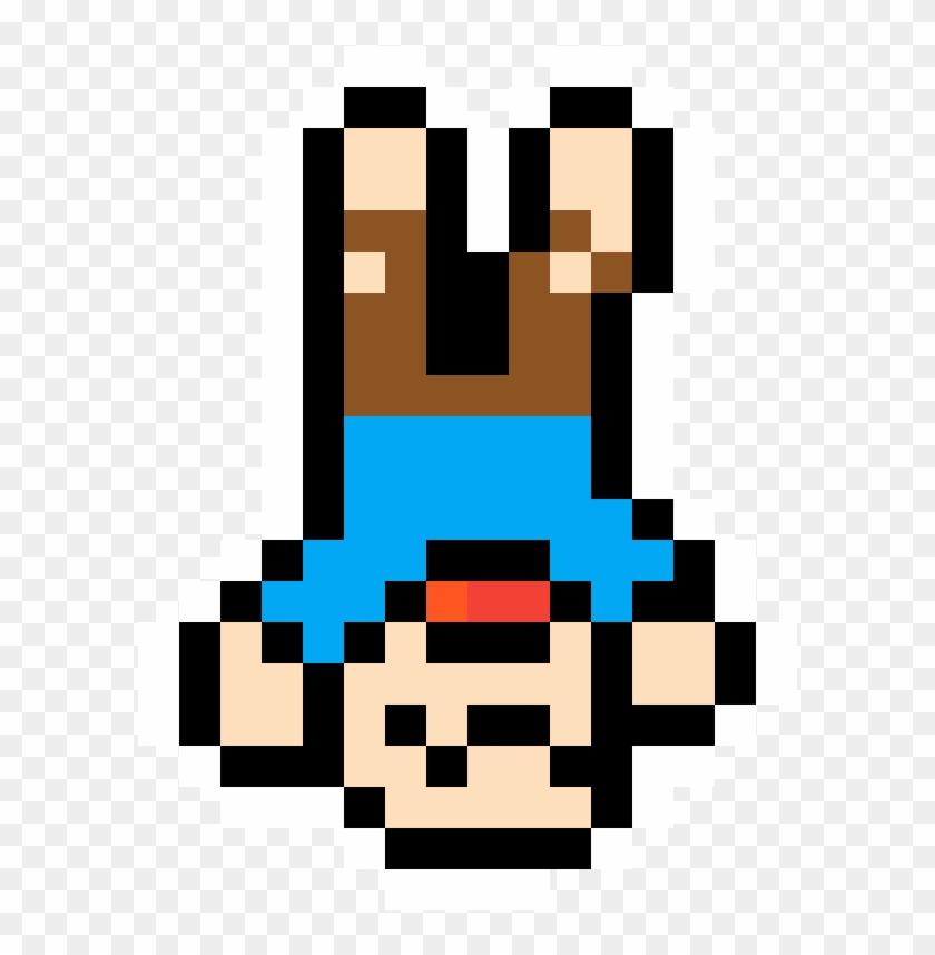 Pokemon Team Rocket Pixel , Png Download - Cooky Bt21 Pixel Art