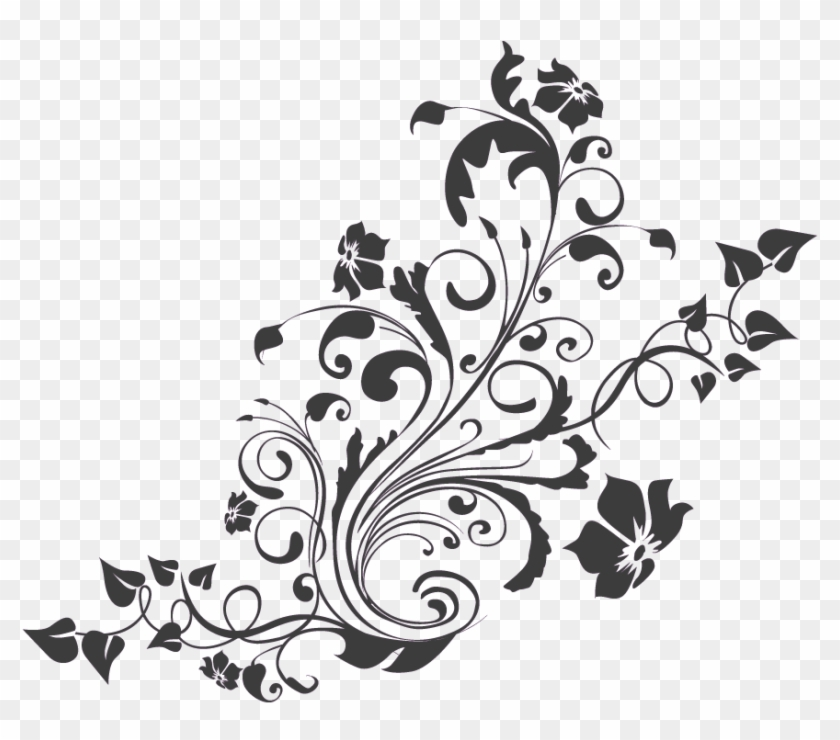 Floral Pattern Png Transparent - Floral Design Patterns Png