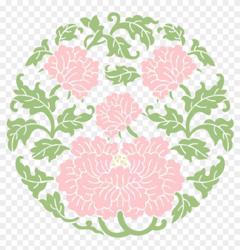 Chinese Flower Vector Design - Flowers Healthy