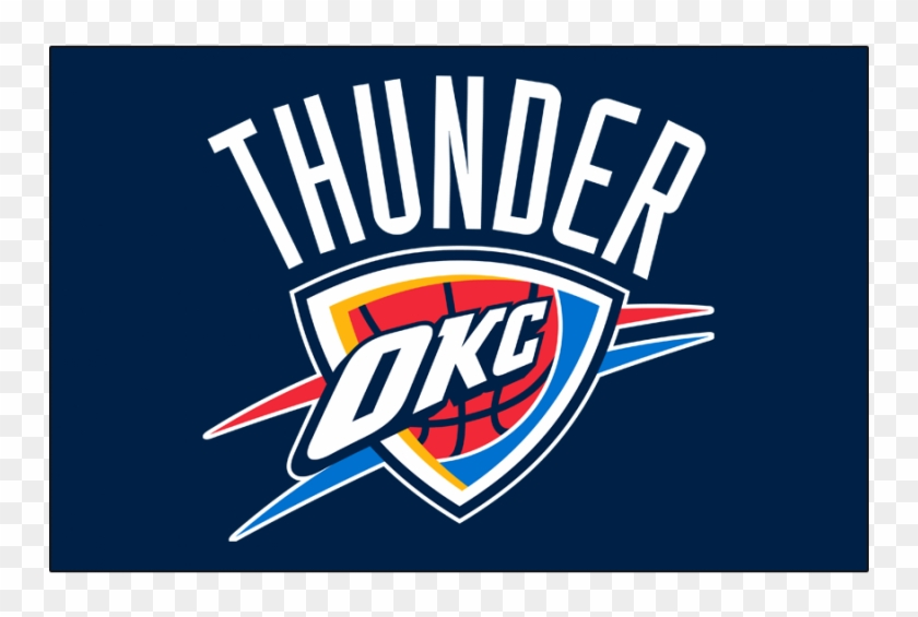 huge discount 14d90 b25e5 Oklahoma City Thunder Logos Iron On Stickers And Peel-off ...