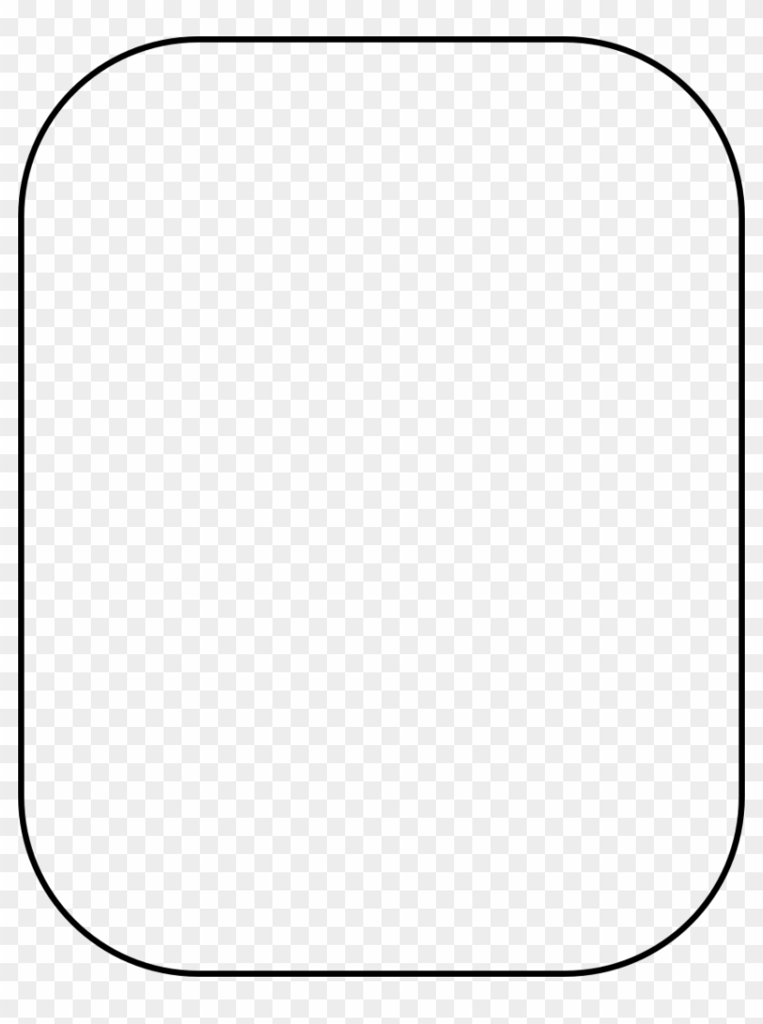 White Rounded Rectangle Png Squircle Shape Transparent Png 850x1100 6151019 Pngfind Rectangle png & psd images with full transparency. white rounded rectangle png squircle