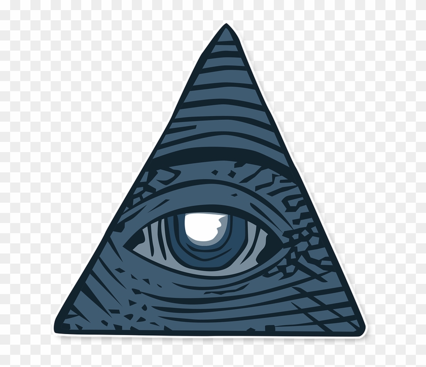 Image Pixabay - All Seeing Eye Transparent Background, HD