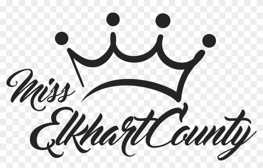 Miss Elkhart County Scholarship Pageant - Calligraphy, HD ...