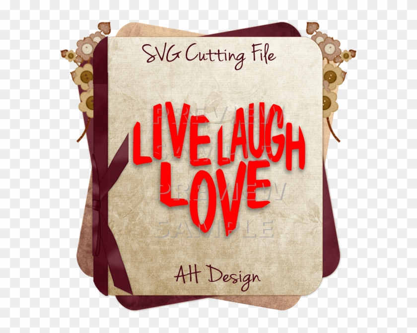 Live Laugh Love Heart Shaped Word Art Svg Eps Dxf Png Beige Transparent Png 601x591 6164772 Pngfind