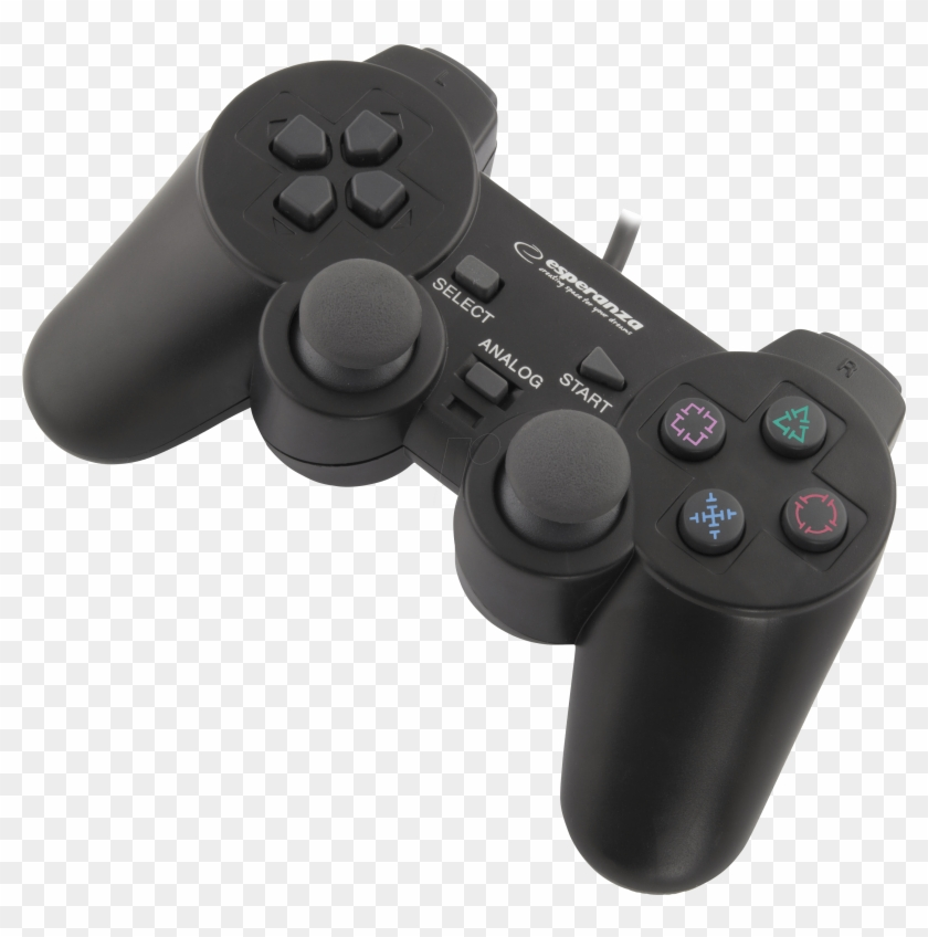 Ps2 Controller Png Clip Art Free Library - Manette Pc Png