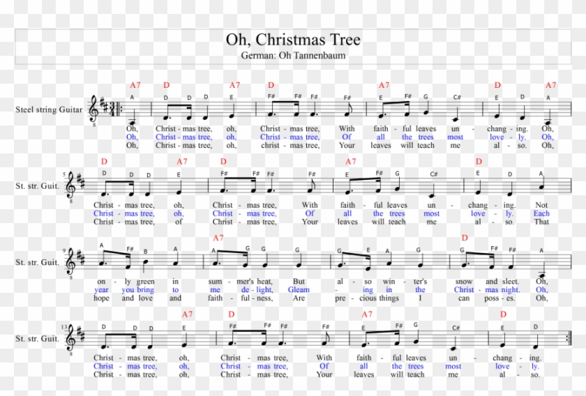 oh christmas tree download