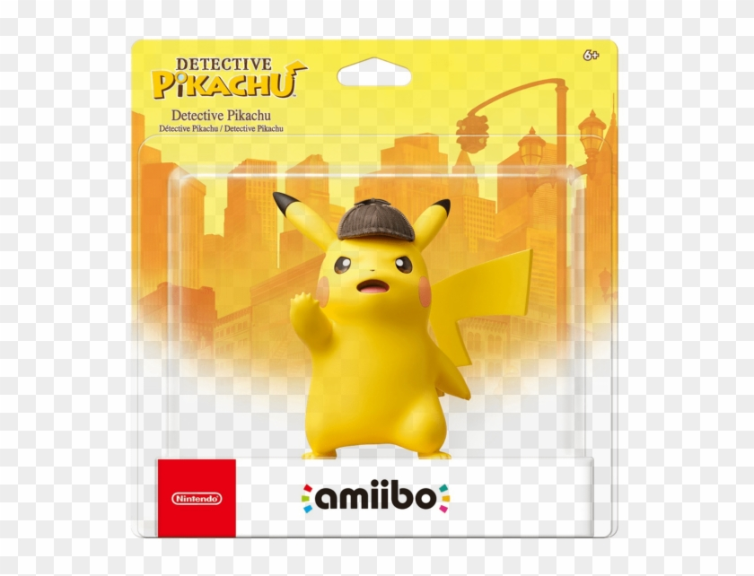 3ds Brand New Pokemon Detective Pikachu Toys Hd Png Download