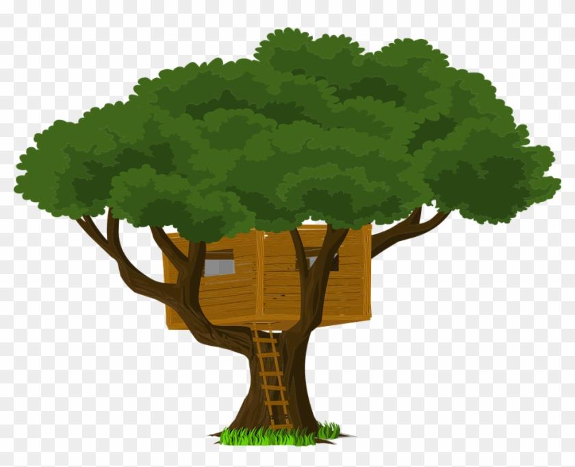 tree treehouse head meadow vektor rumah pohon hd png download 941x720 6189230 pngfind vektor rumah pohon hd png download