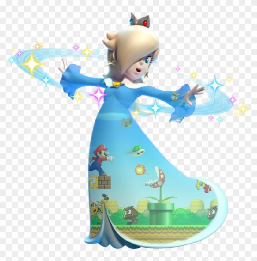 mario #rosalina #princess #freetoedit - Mario Rosalina, HD