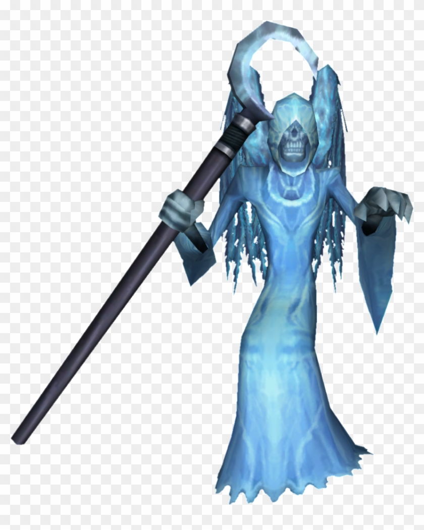 Wizard101 Death Png - Wizard101 Wraith Pet, Transparent Png