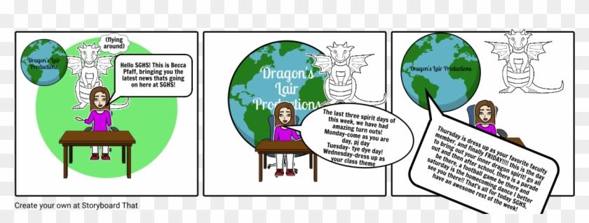 Dlp Green Screen Outline - Cartoon, HD Png Download