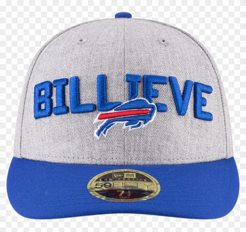 bcf98cad Here's The Hat That Bills' Draft Picks Will Wear On - Buffalo Bills ...