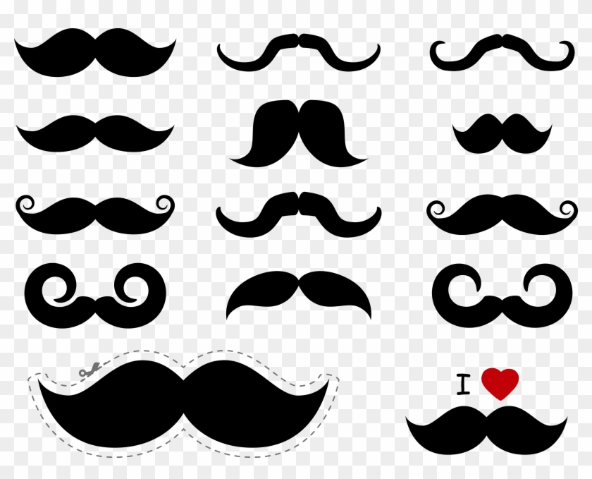 Moustache Png Free Download Dessin Moustaches A Imprimer