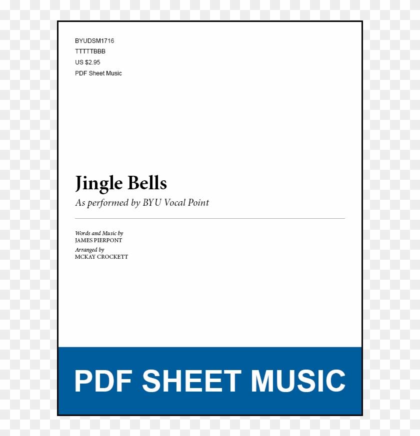 Jingle Bells [pdf Sheet Music] - Old Friend Yu So Shy, HD