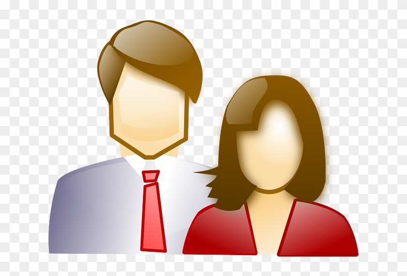 Spouse Apperance Marriage Astrology - Man And Woman Clip Art