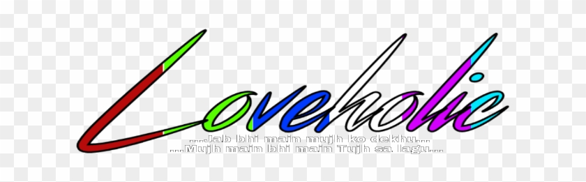Latest Png Effect - Calligraphy, Transparent Png - 768x1024(#6210940