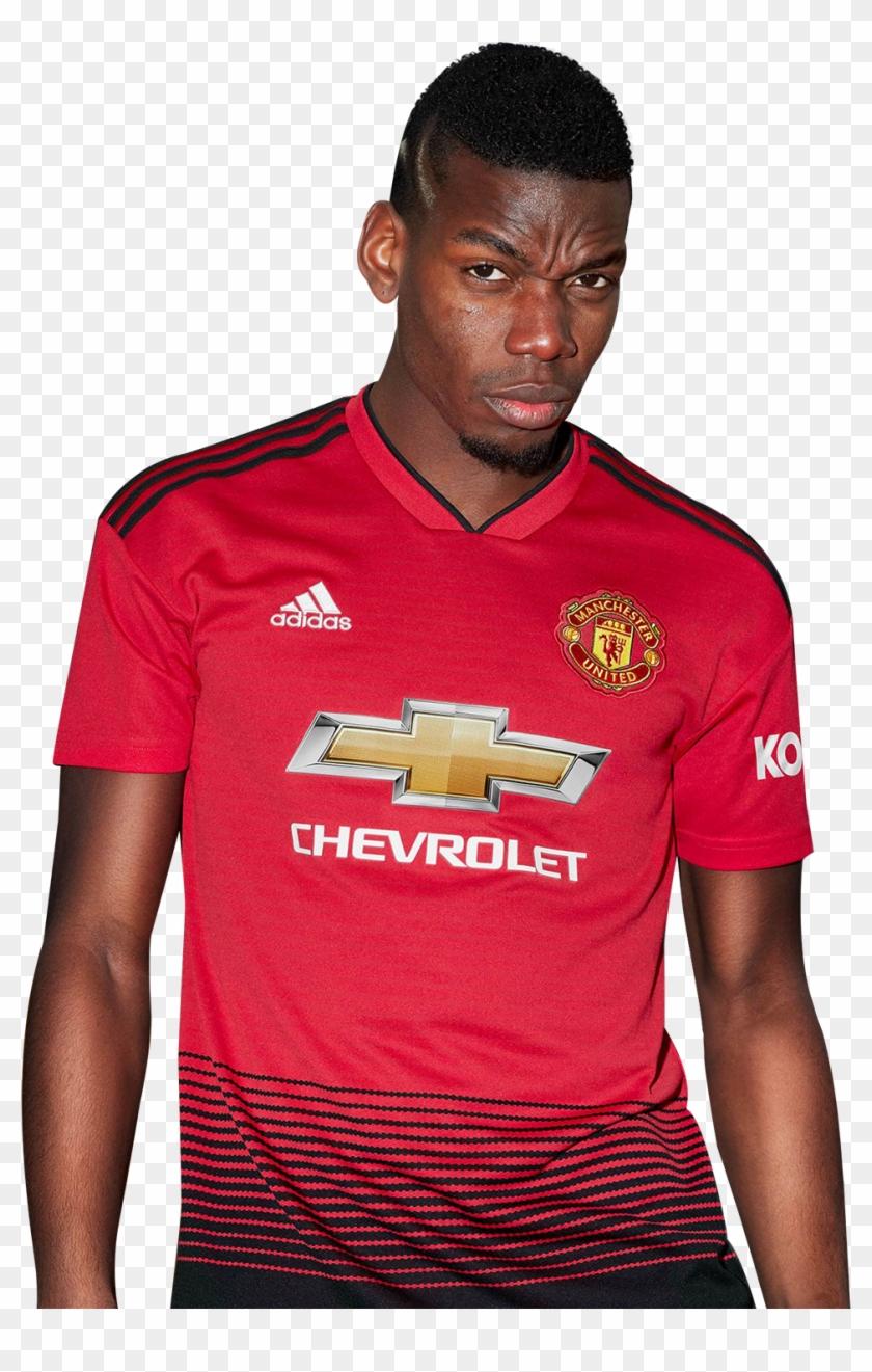 various colors 1c103 e3f45 Paul Pogba, Manchester United, Premier League, Polo - Paul ...