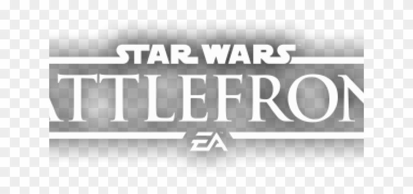 Star Wars Battlefront Clipart Battlefront Logo Star Wars Battlefront 2 White Logo Hd Png Download 640x480 6249135 Pngfind