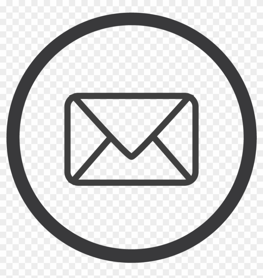 Email Icon Message Vector Hd Png Download 808x808 6255837 Pngfind
